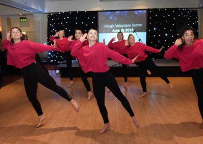 Creative Academy dancers