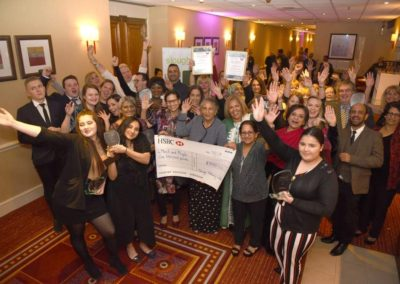 Slough Voluntary Sector Awards Evening 2018 - Photo: Emma Sheppard 16/11/18