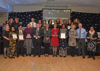 Image of Slough Voluntary Sector Awards - 2019 Shortlist